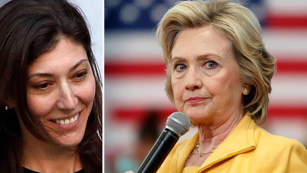 Lisa Page: Justice Department told agents not to charge Hillary Clinton