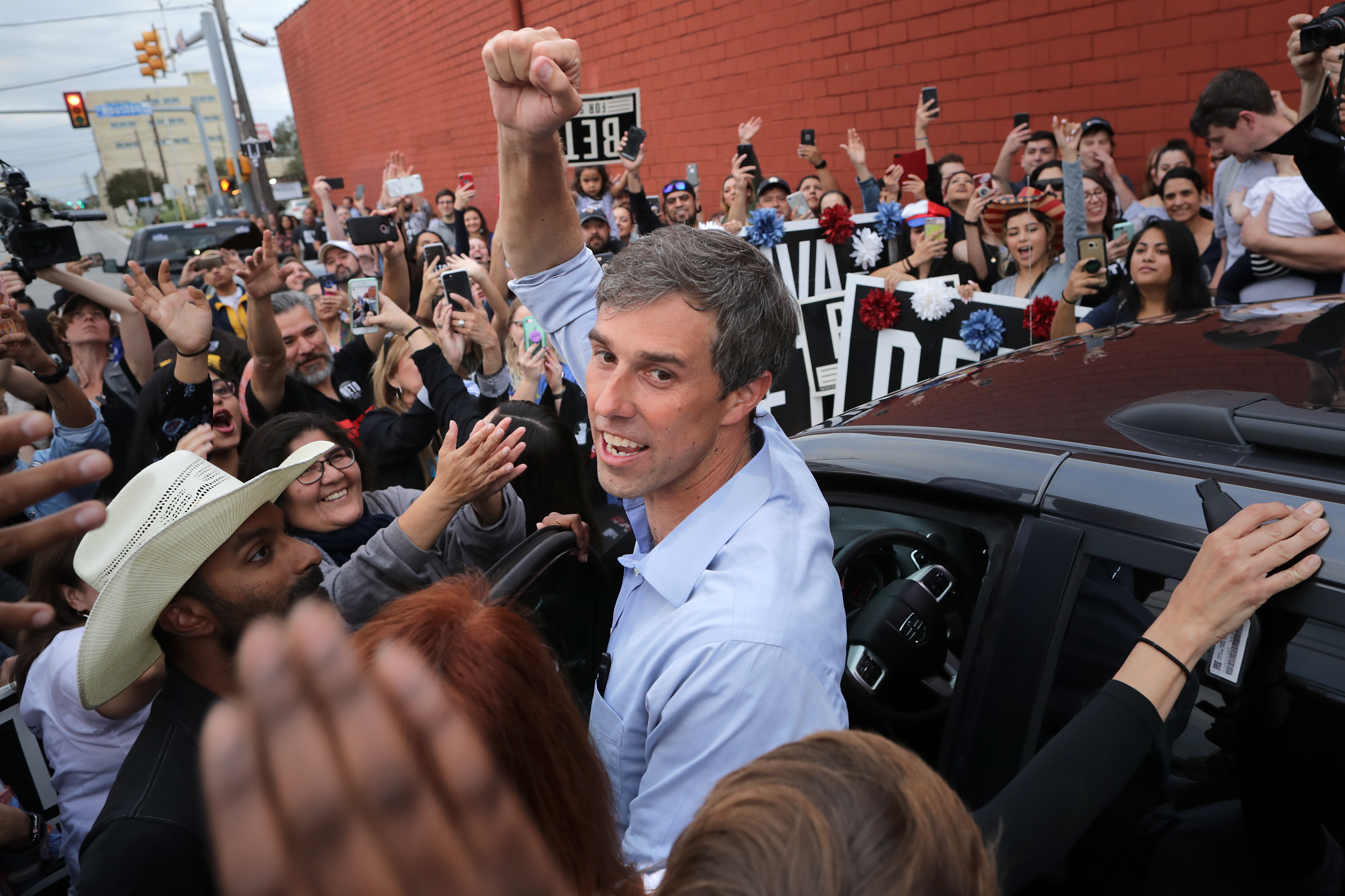 Former U.S. Rep. Beto O'Rourke is joining the race for the Democratic presidential nomination.
