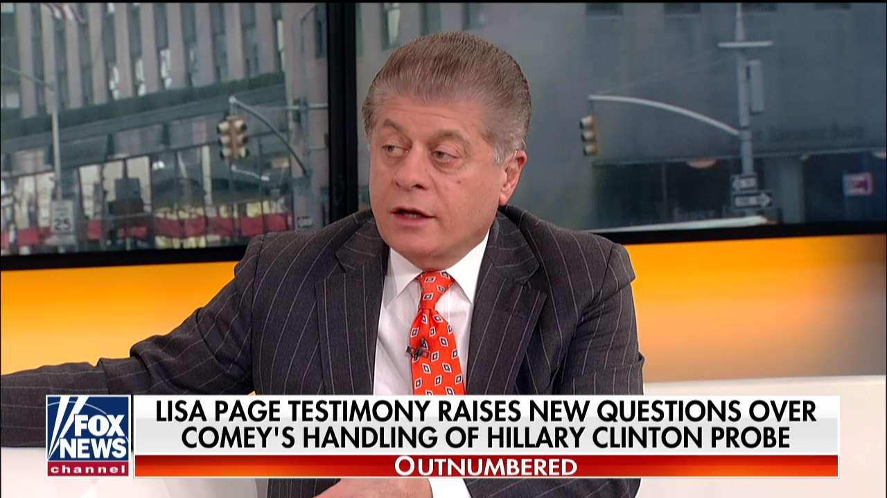 Judge Nap on John Ratcliffe's Tweet About Comey