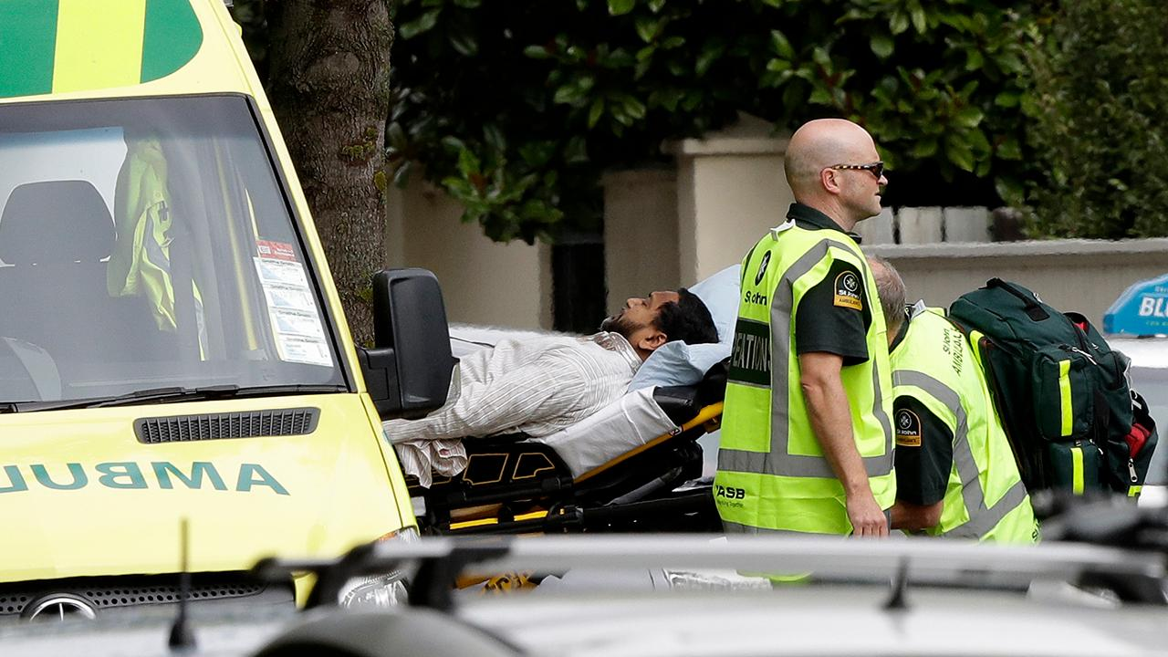 New Zealand Prime Minister condemns mosque shootings