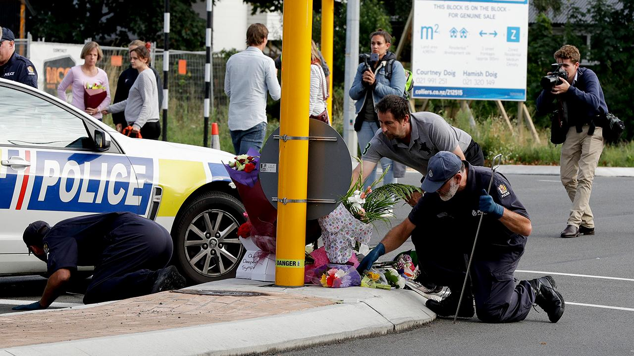 Details emerge from terror attack on mosques in New Zealand