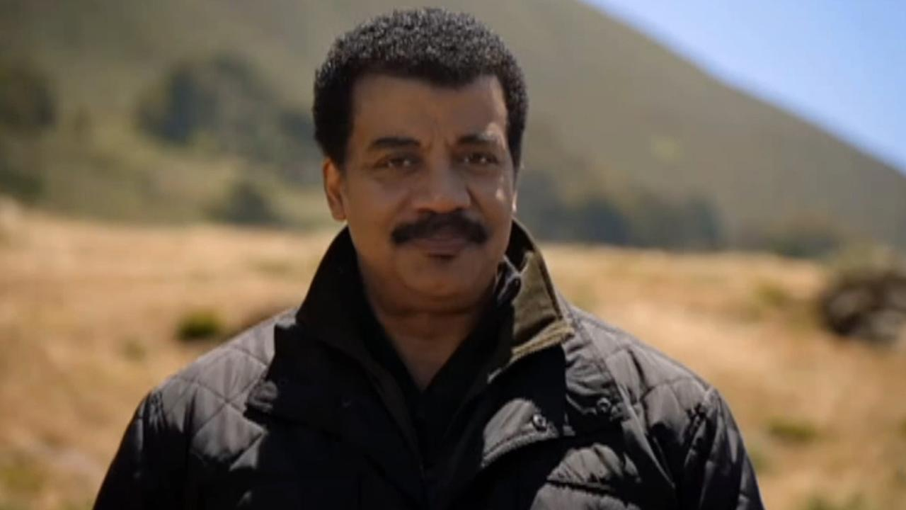 Neil deGrasse Tyson on exploration, third season of 'Cosmos'
