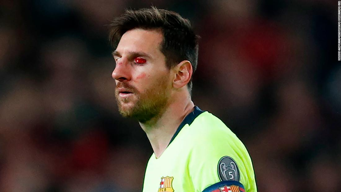 32abb9e90 Champions League  Barcelona take control against Manchester United -  Spectrum Report - See Through the Narratives