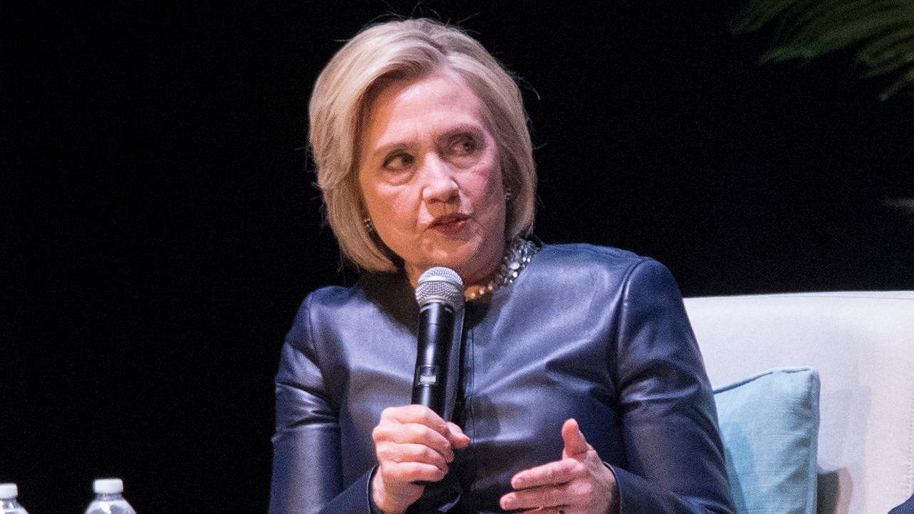 Hillary Clinton reveals which TV show she thinks is the closest to reality of life in politics