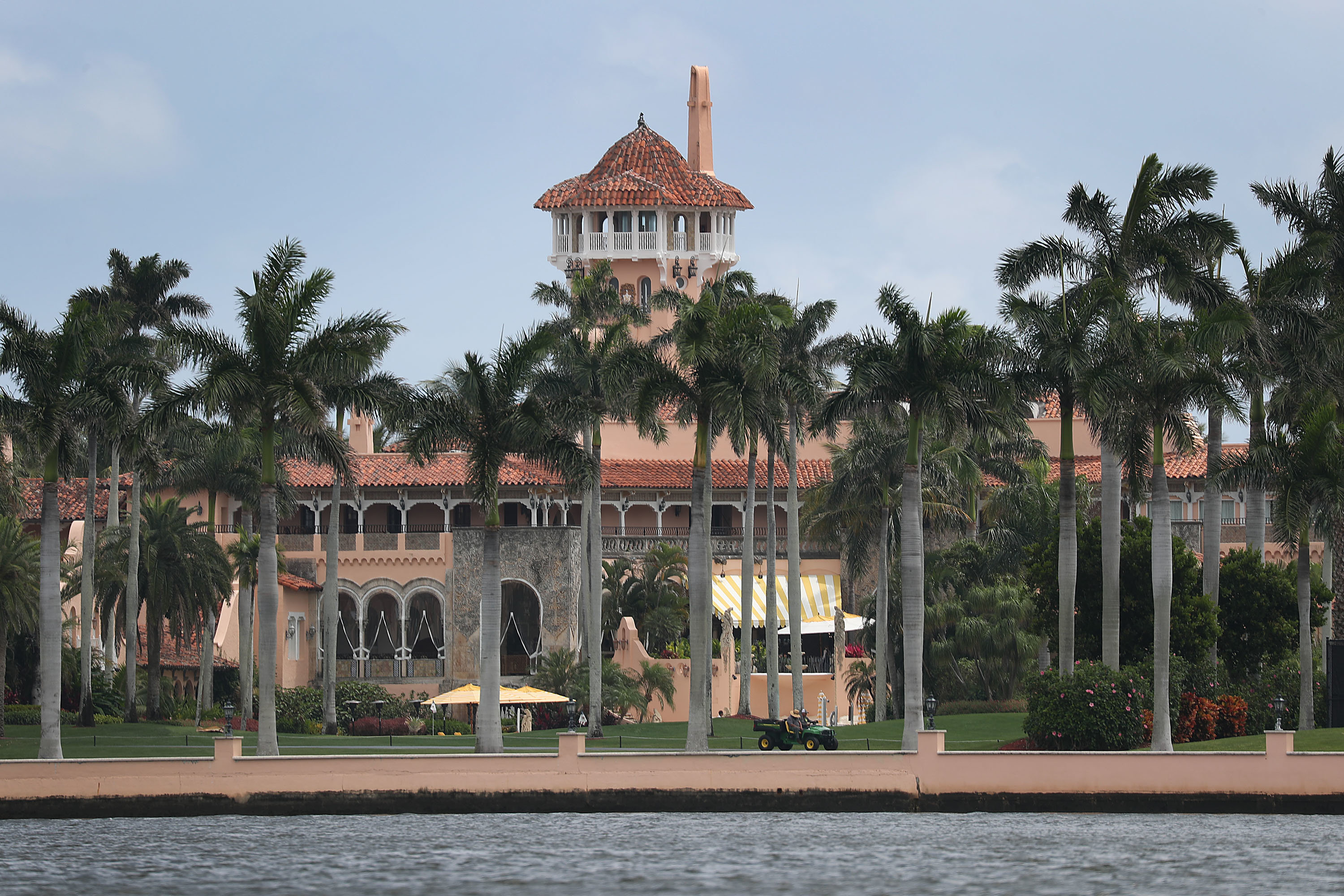 The event at Trump's Mar-a-Lago resort that Zhang said she was there to attend had been canceled before she left for the U.S.