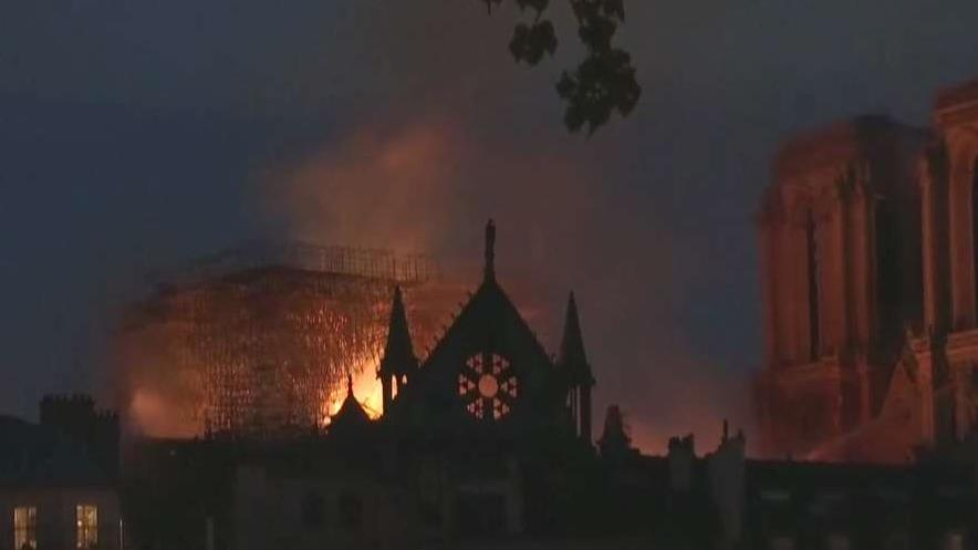 Historian: No way to calculate the loss of Notre Dame cathedral