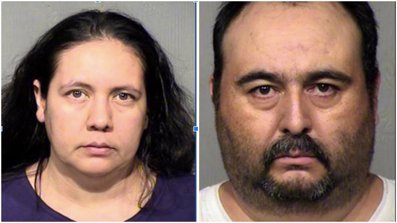 Brenda Acuna-Aguero, 39, and Jorge Murrieta-Valenzuela, 45, have been charged with sexual assault, aggravated assault an