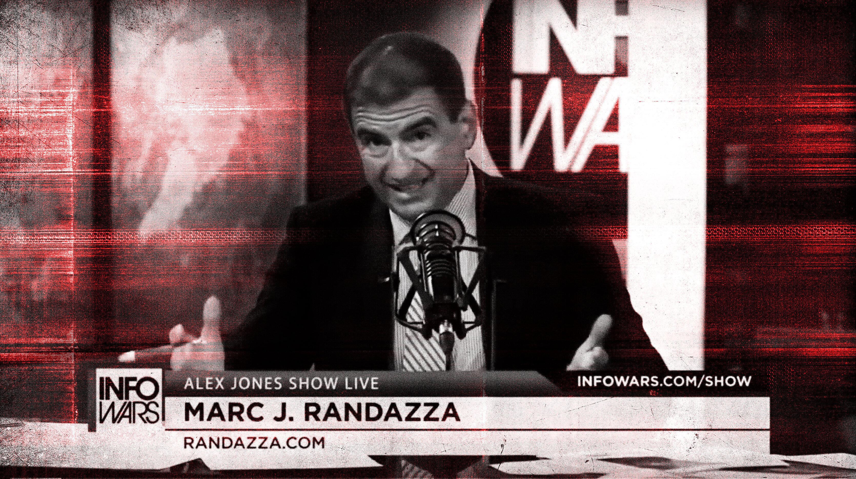 Randazza appears regularly on far-right conspiracy theorist Alex Jones' InfoWars.