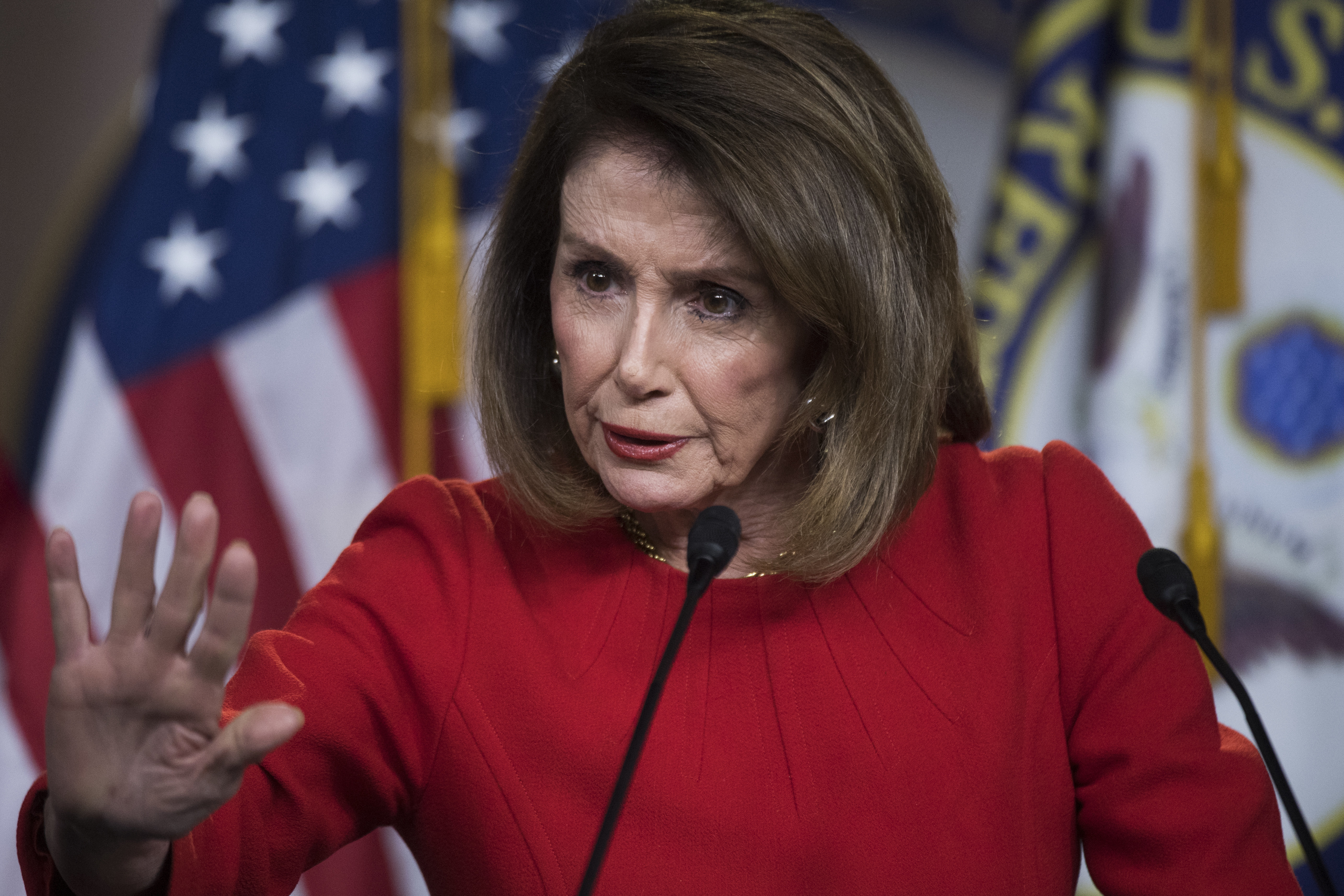 There's wariness that the hearing on Medicare for All could end up supporting House Speaker Nancy Pelosi's positi