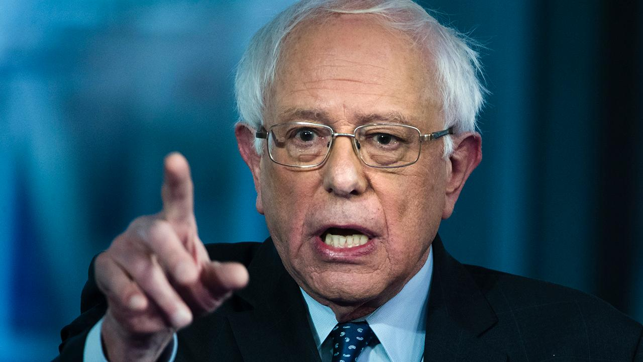 Paul Steinhauser: Bernie Sanders' comment on giving felons the vote is an early Christmas present for the RNC