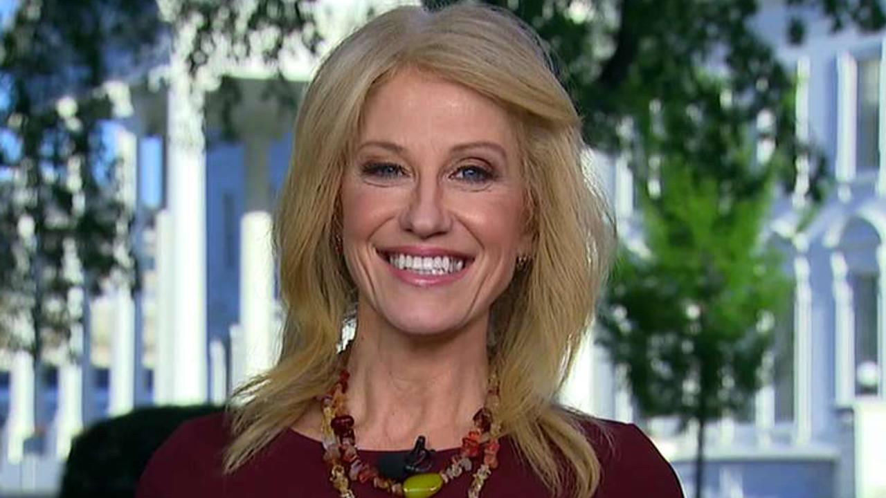 Kellyanne Conway: We are going to fight for reasonable restrictions and regulations on abortion