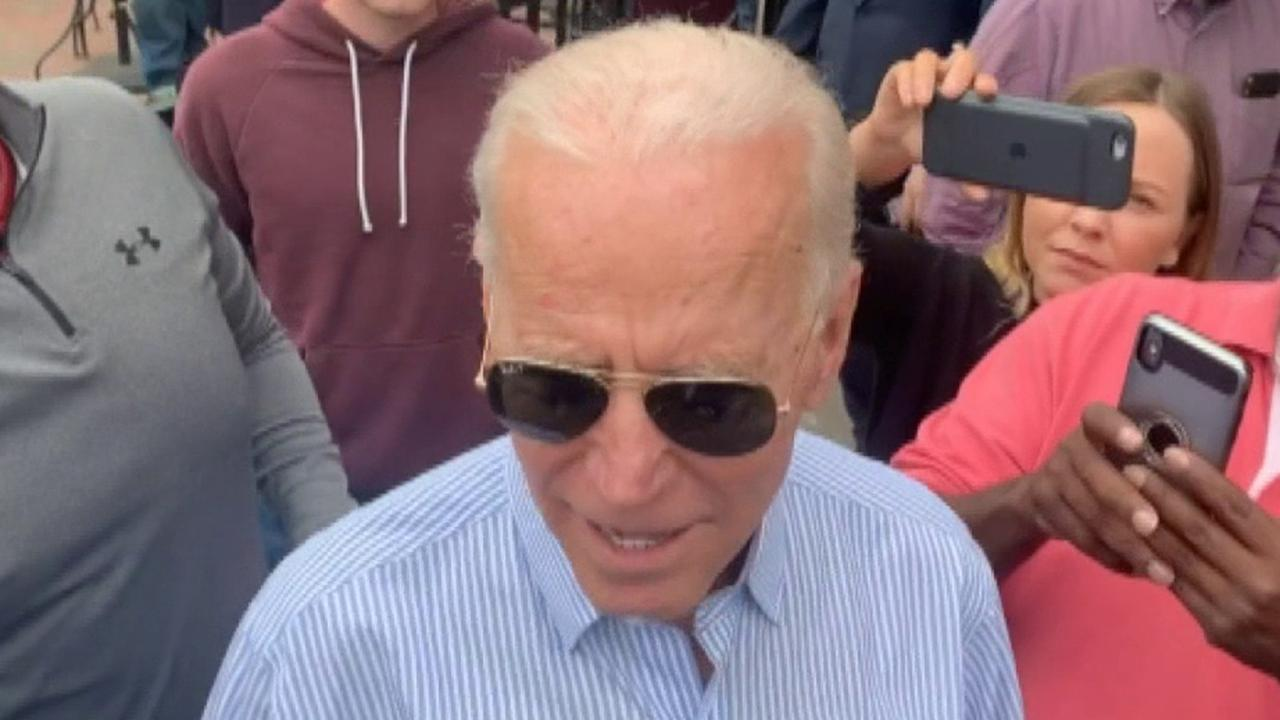 Joe Biden: America's coming back like it used to be; ethical, straight, telling the truth
