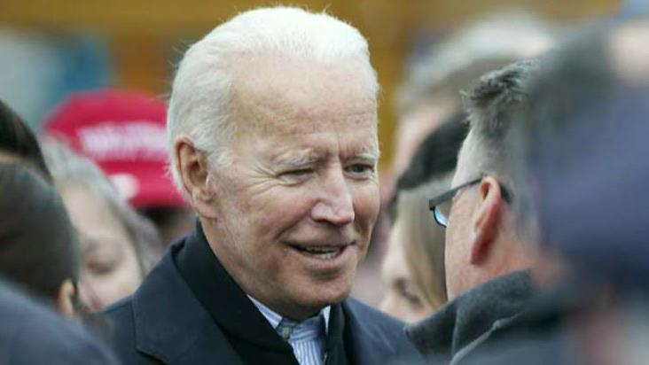 Will Joe Biden give President Trump a run for his money?