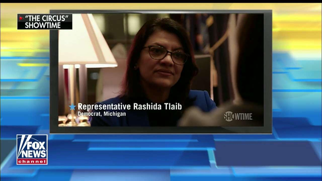 Tlaib says 'Islamophobia' among Dems may be why Omar was criticized by own party