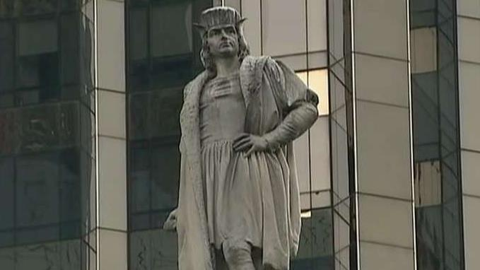Columbus, Ohio doesn't observe Columbus Day