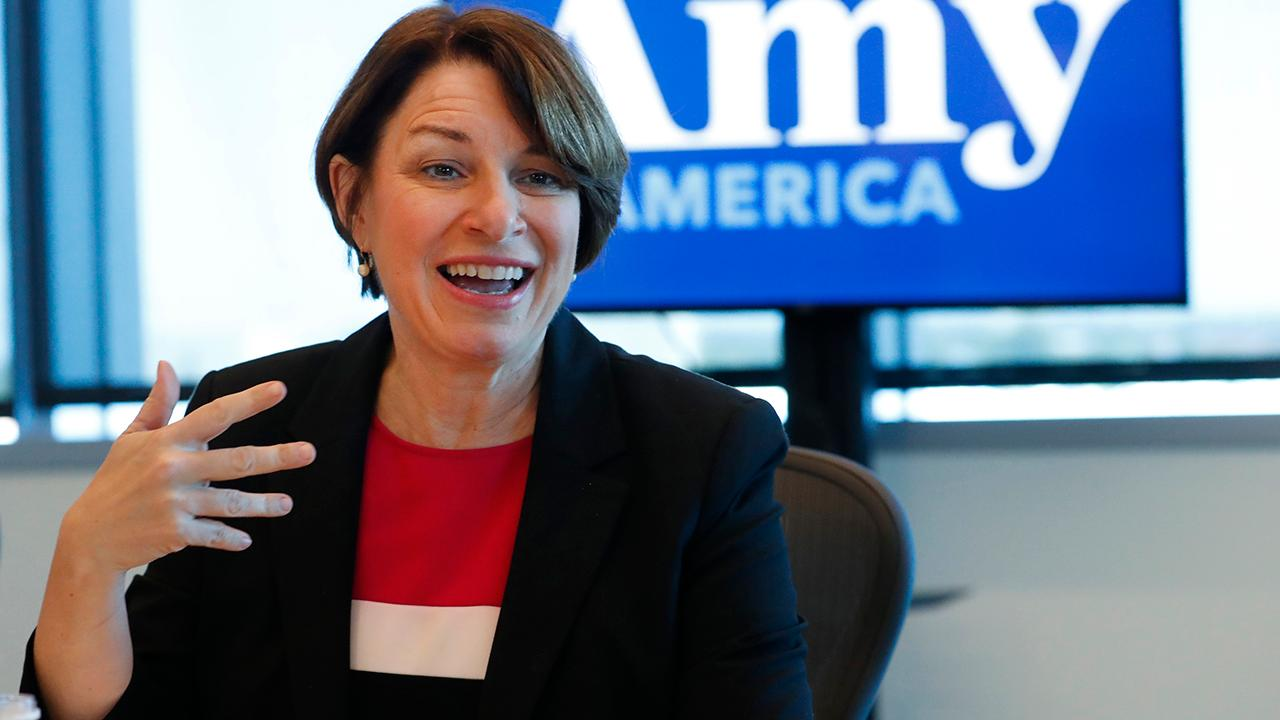 2020 presidential candidate Senator Amy Klobuchar (D-MN): What to know