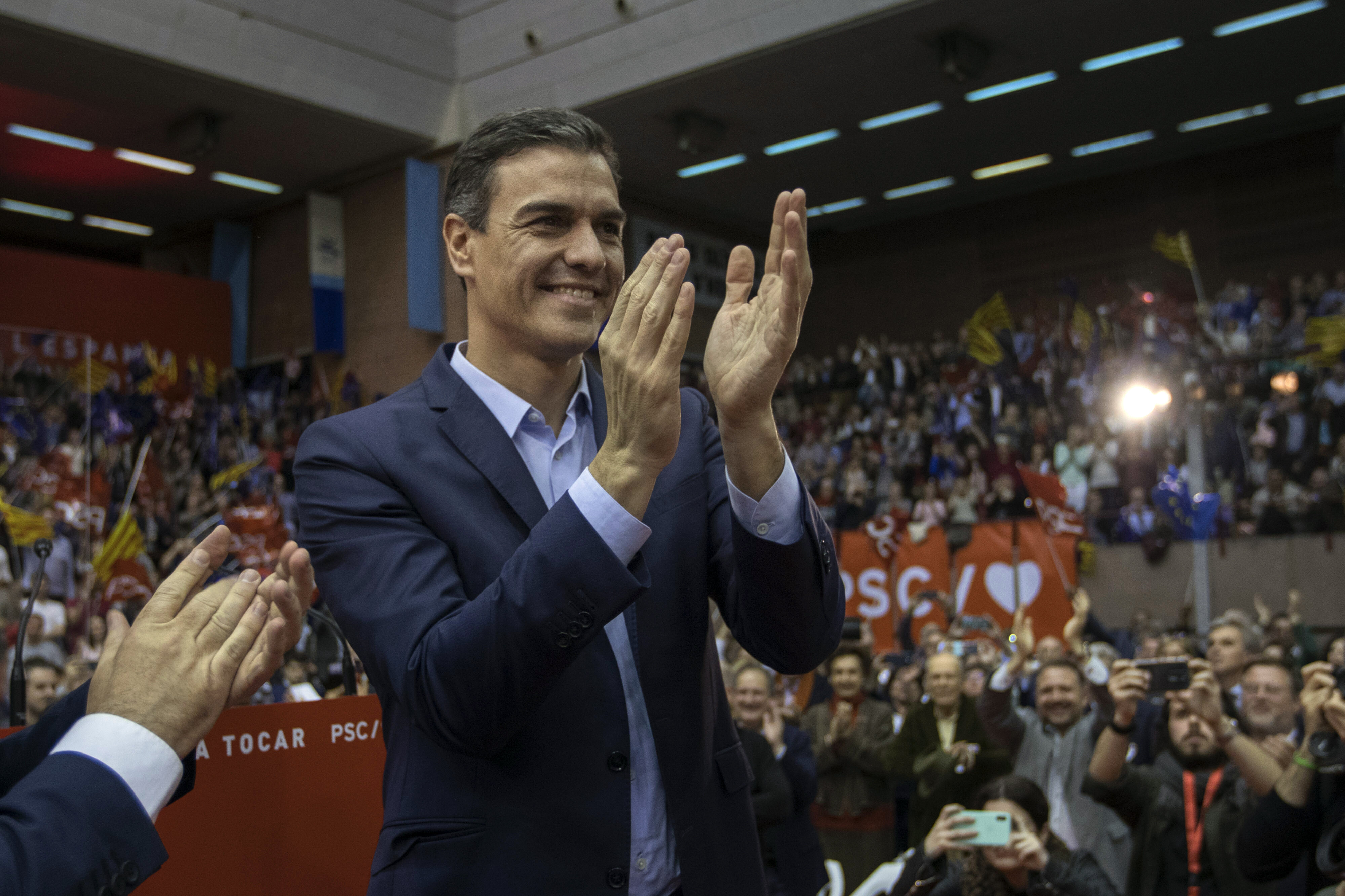 Spain's Socialist Prime Minister Pedro Sánchez came to power last June when he succeeded in ousting the conservative M