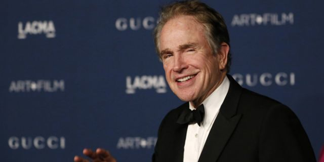 "Warren Beatty said it took him ""seven or eight seconds"" to realize Annette Bening was The One."
