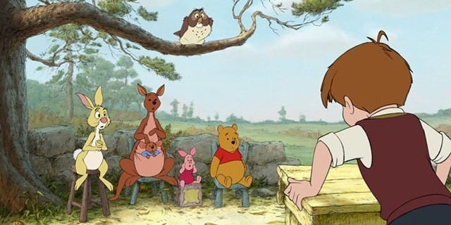 The Ashdown Forest is said to have inspired the Hundred Acre Woods, the fictional home of the stuffed teddy bear Winnie the Pooh, created by children's writer A.A. Milne, who had a home just north of Ashdown.