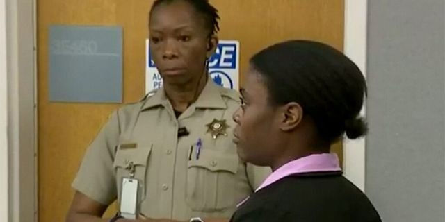 Tiffany Moss was sentenced to death on Tuesday for the murder of her stepdaughter, Emani Moss.