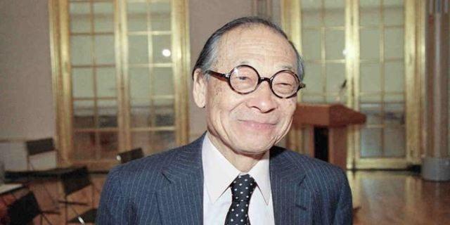 I.M. Pei in 1988.