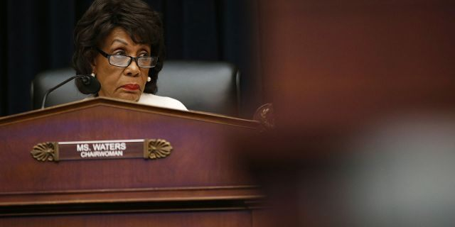 Some Republican members of the House Financial Services Committee say they have grown frustrated with the behavior of Chairwoman Maxine Waters, D-Calif. (Associated Press)