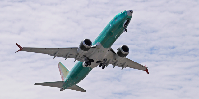 Boeing has taken four times longer than anticipated to complete the software fix. (Associated Press)