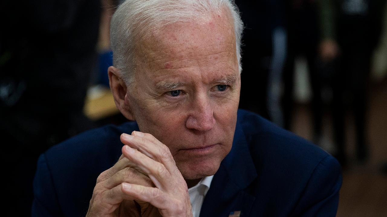Fox News poll: Joe Biden leads 2020 Democrats with 35 percent