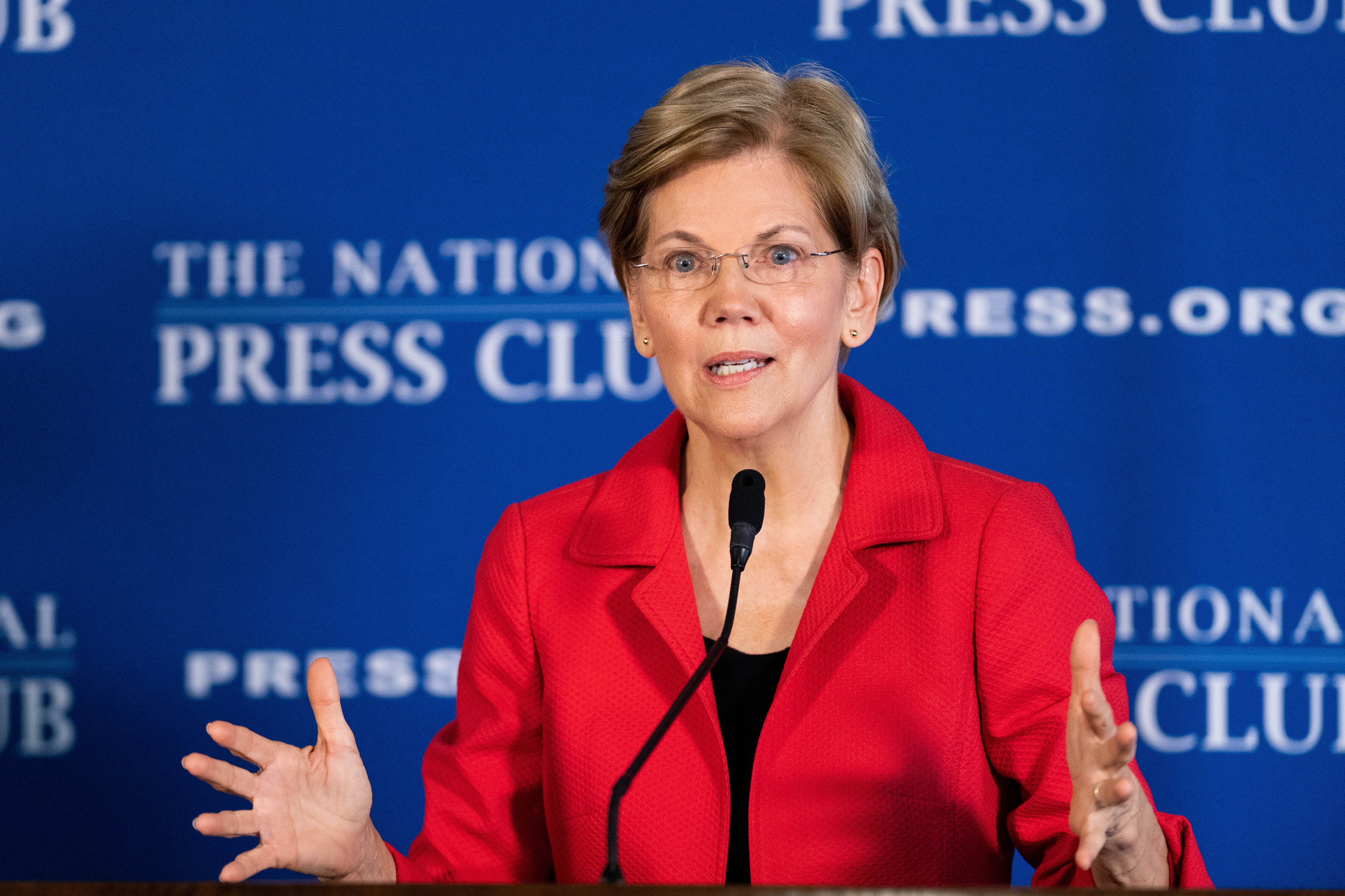 Warren unveiled an ambitious anti-corruption package even before she entered the presidential contest.