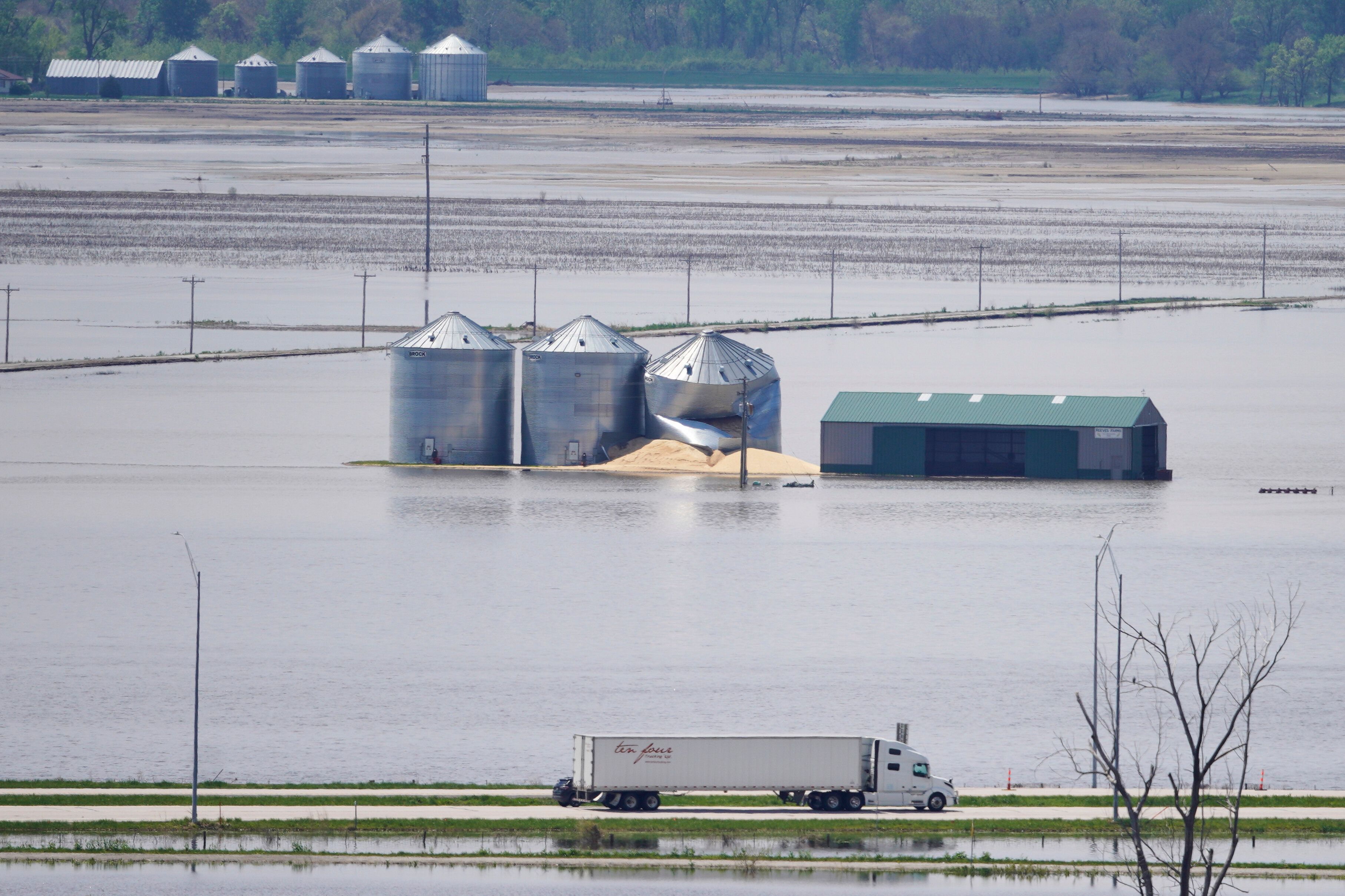 The House on Friday passed a $19 billion disaster aid bill that would deliver long-sought relief to farmers, victims of hurri