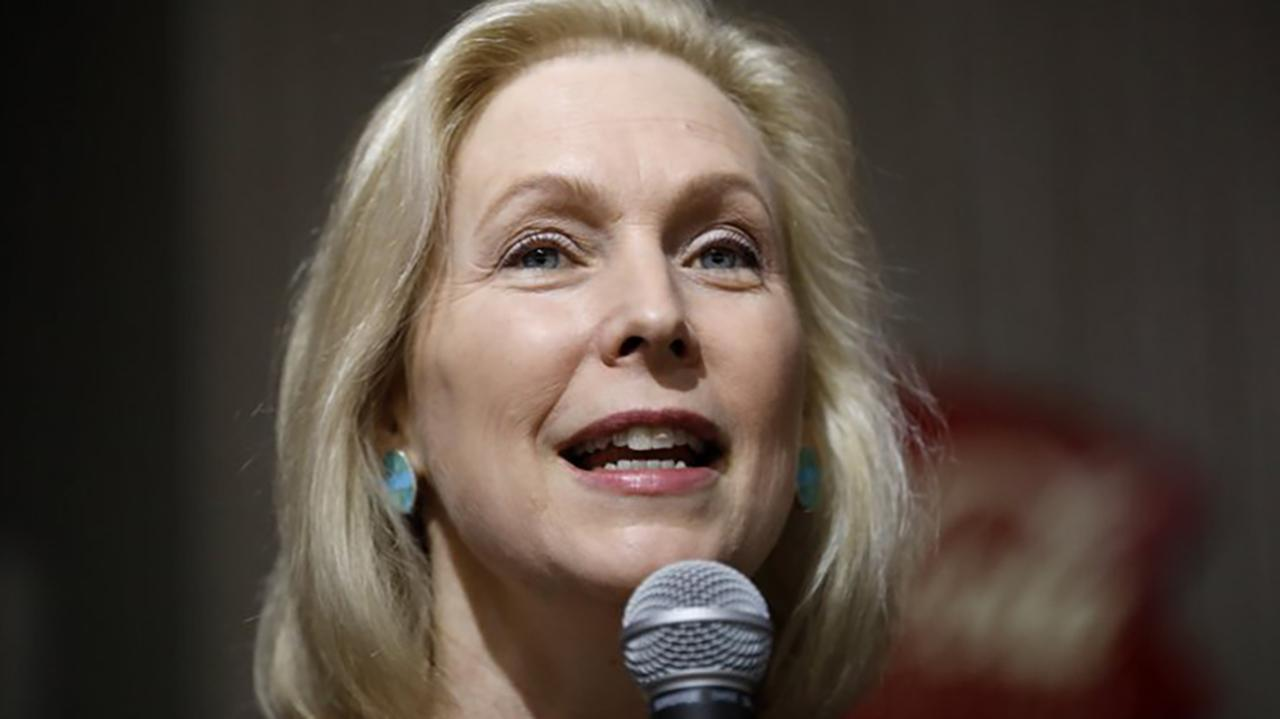 Democratic presidential candidate Kirsten Gillibrand says she won't detain illegal immigrants