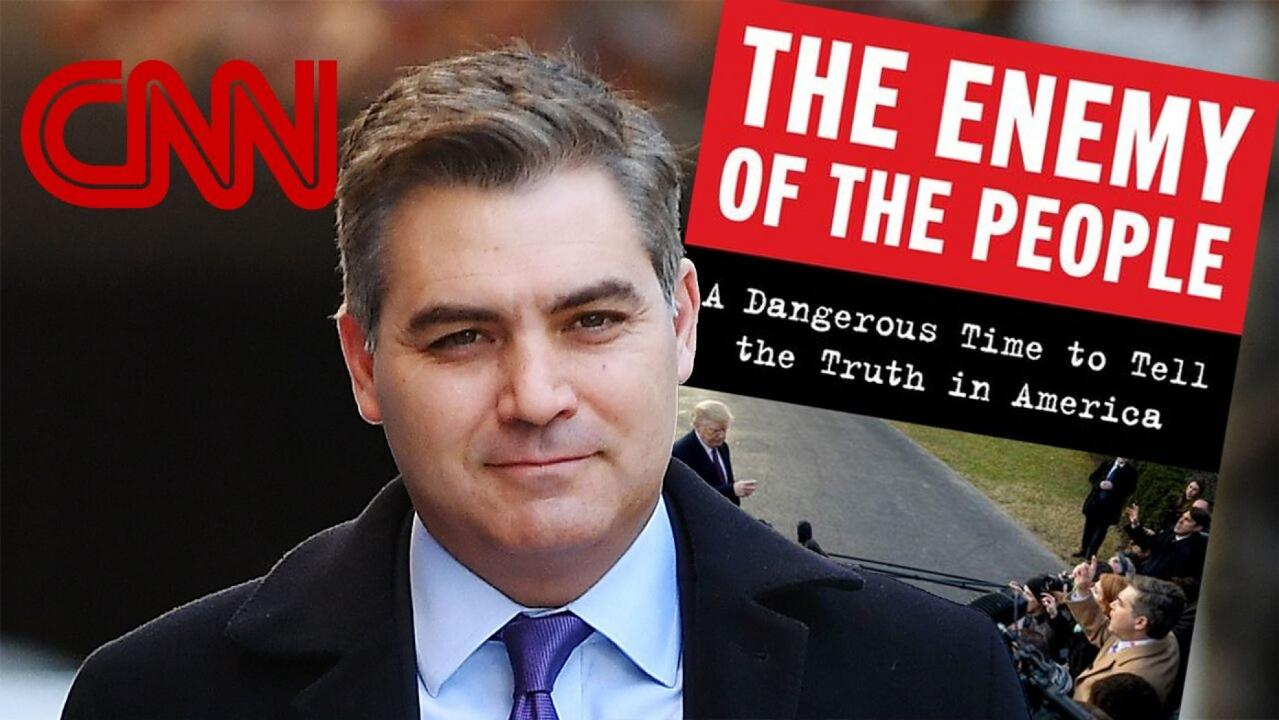 Jim Acosta's CNN role further muddled by upcoming book