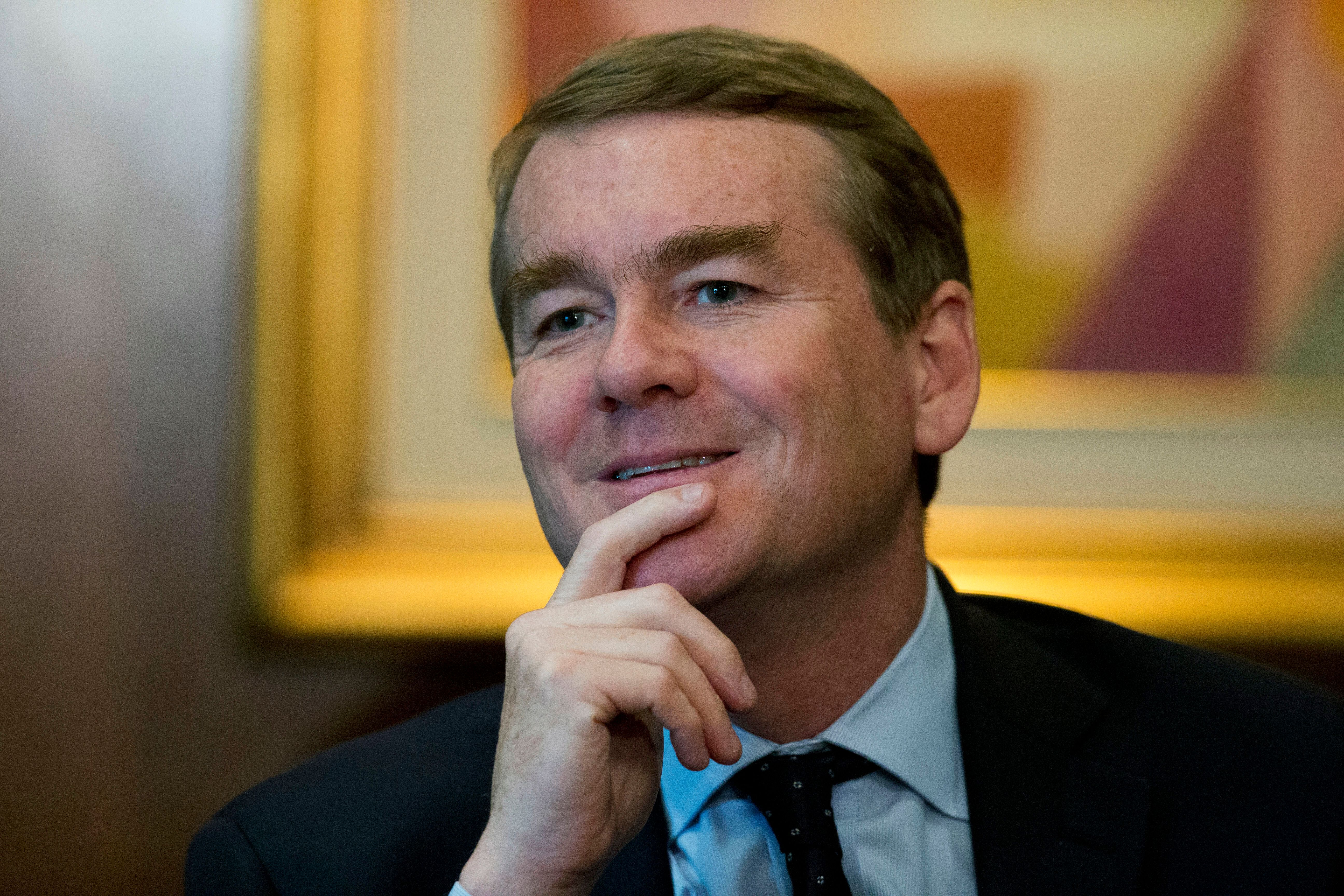 Michael Bennet is a senator from Colorado andformer head of the Denver school district.