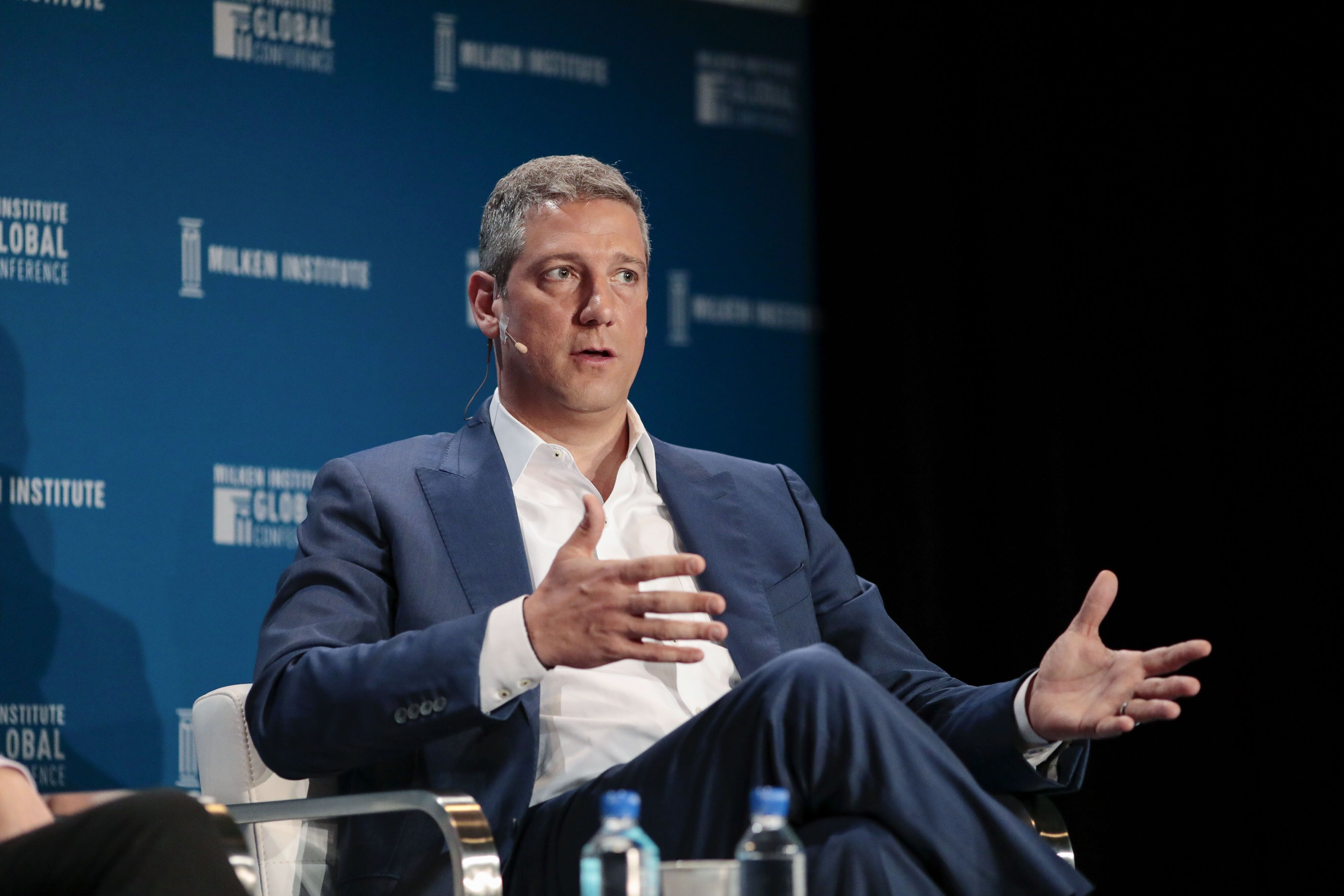 Tim Ryan was the youngest Democrat elected to the U.S. House of Representatives.