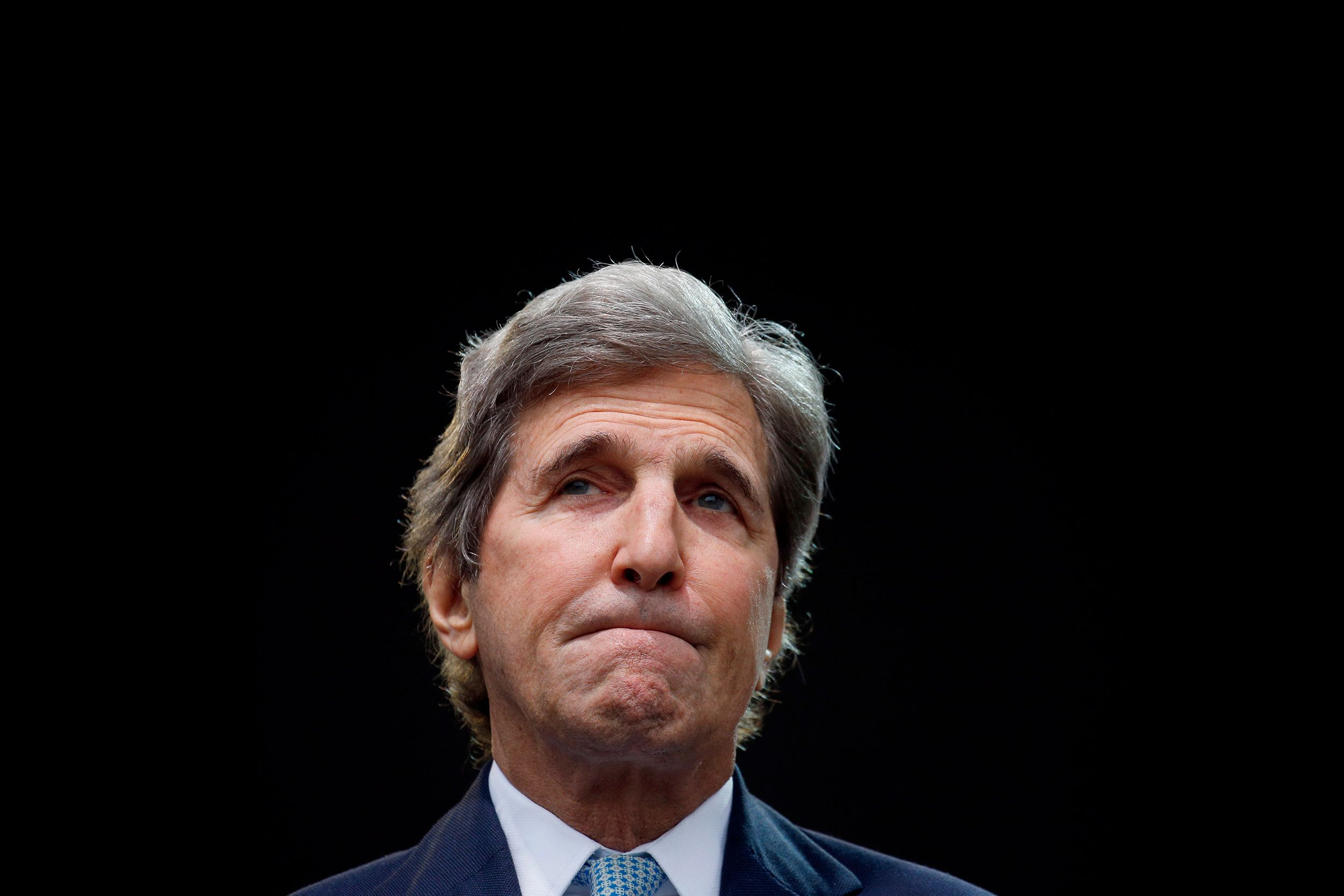 """John Kerry said he isn't """"taking anything off the table"""" when it comes to running in 2020."""