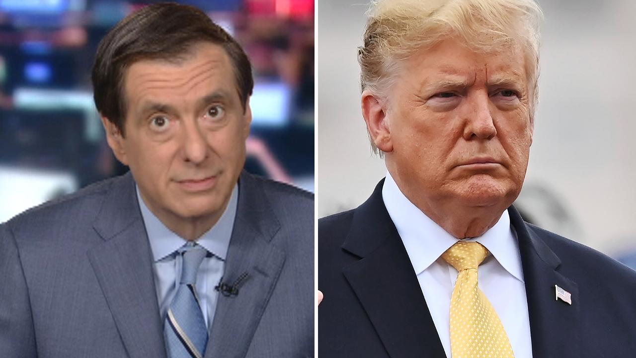 Howard Kurtz: Even some conservatives don't want Trump quoting dictator