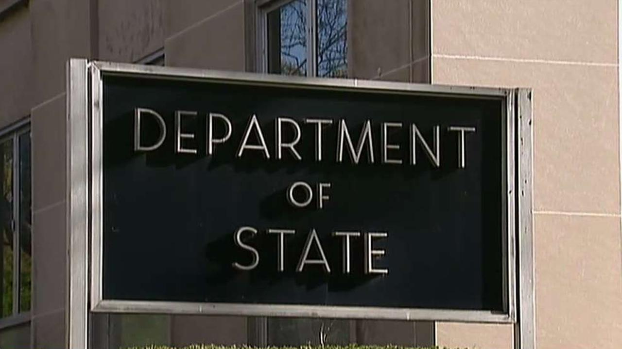 State Department says Iran sanctions are working