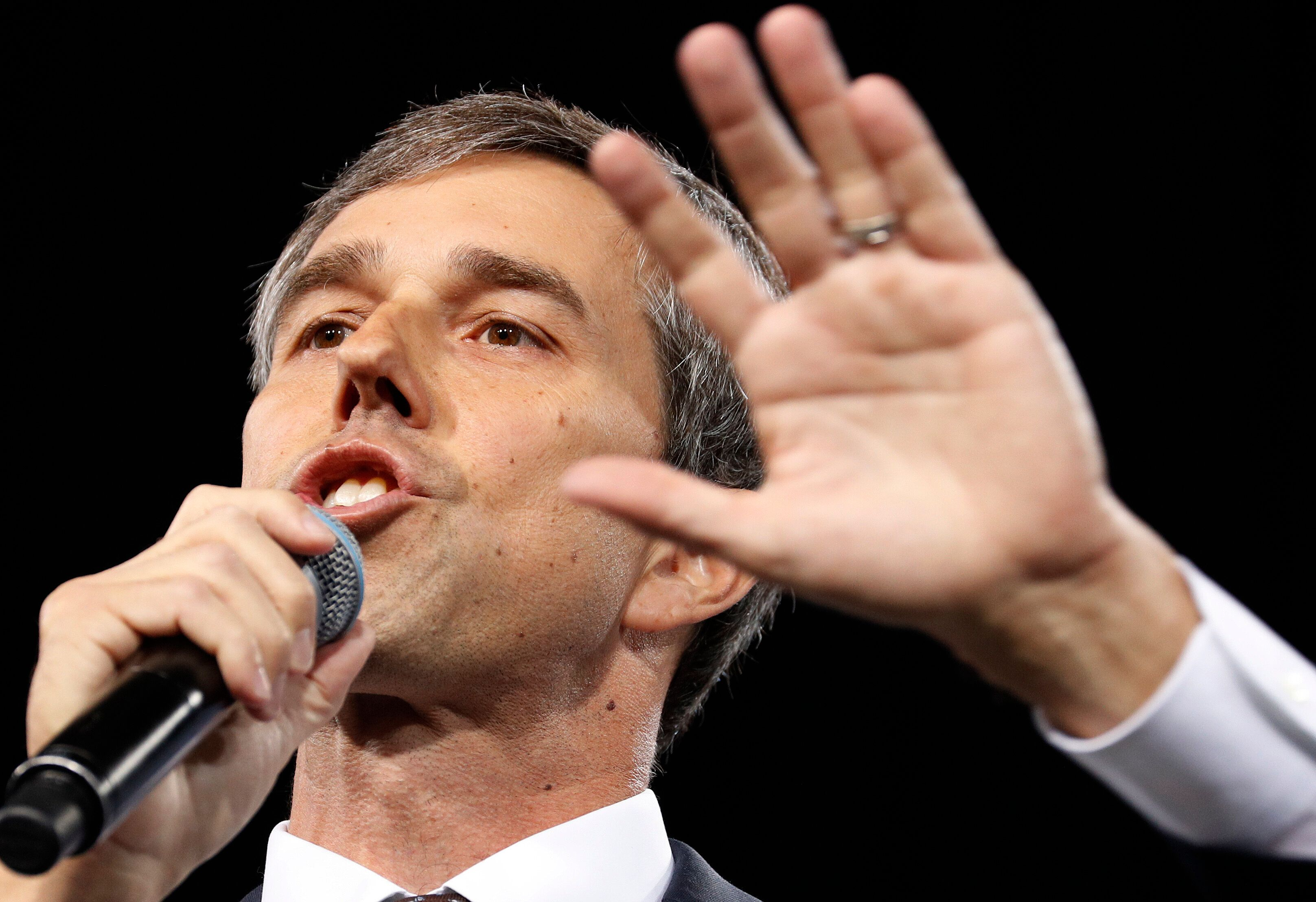 Former Rep. Beto O'Rourke released a nine-page immigration policy outline on May 29, making him the second Democratic preside