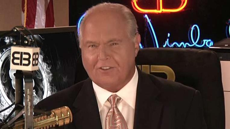 Rush Limbaugh: The objective remains to get Donald Trump out of office
