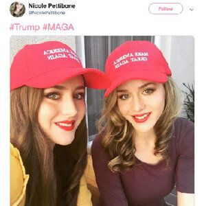 Brittany Pettibone and her sister, Nicole Pettibone.