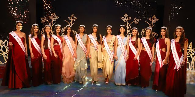 "The Miss India pageant has come under fire for lacking diversity after a newspaper released headshots of the 30 finalists that looked identical identical.<br data-cke-eol=""1"">"