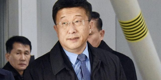 Kim Hyok Chol, North Korea's special envoy to the U.S., and four other North Korean foreign ministry officials, were executed because of the breakdown of the February North Korea-U.S. summit in Hanoi, Vietnam. (REUTERS, File)