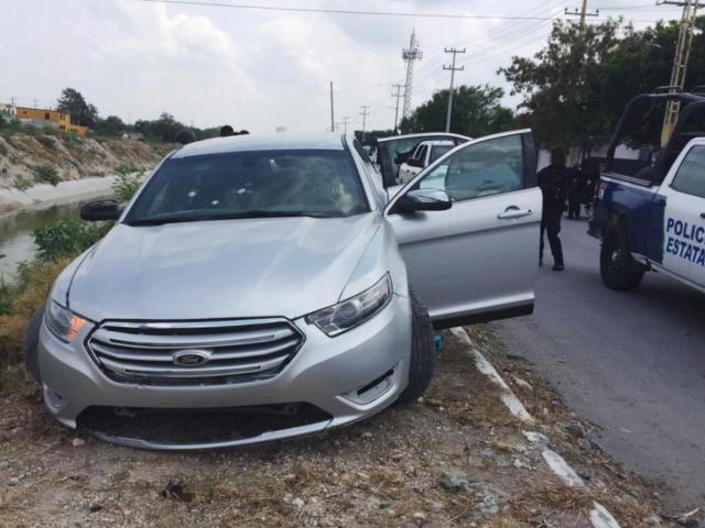 Six Gulf Cartel Gunmen Die in Mexican Border City Shootouts