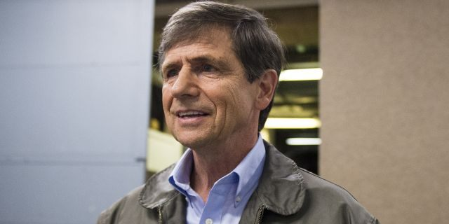 Former Rep. Joe Sestak, D-Pa., declared that he's running for president. (Bill Clark/CQ Roll Call, File)