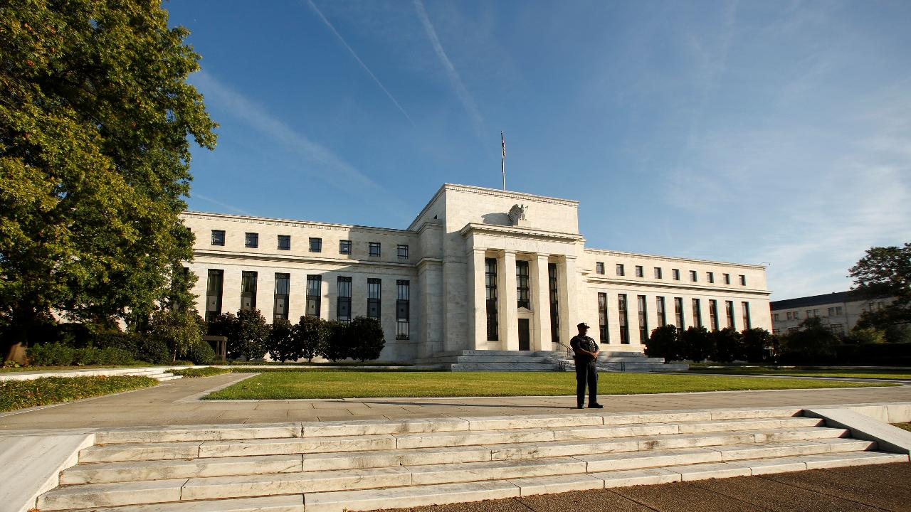 The Gartman Letter Publisher Dennis Gartman on the outlook for Federal Reserve policy.