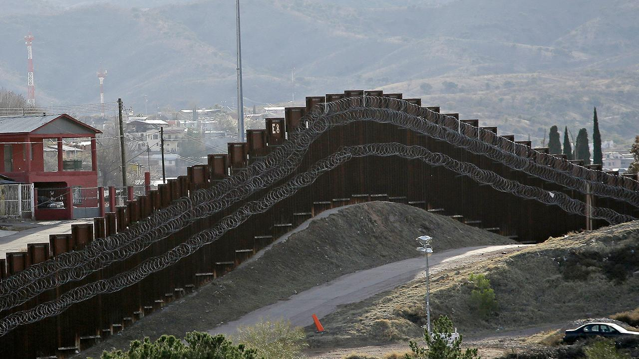 House Democrats reject Pentagon funds for border wall