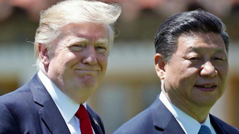 FOX Business' Jackie DeAngelis, Barron's senior editor Jack Hough, Kadina Group president Gary B. Smith, and MaxFunds founder Jonas Max Ferris discuss the latest developments surrounding the trade dispute between China and the United States.