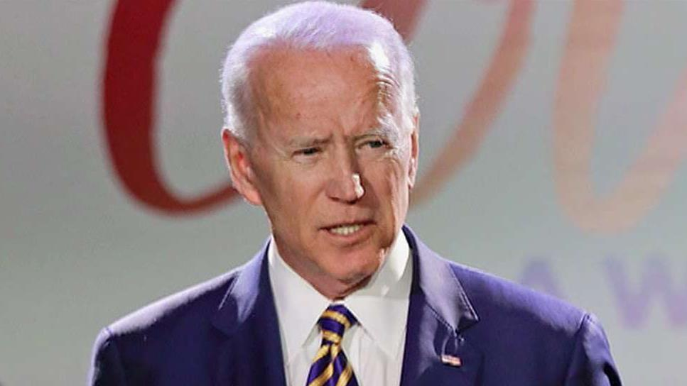 Critics question Joe Biden's electability