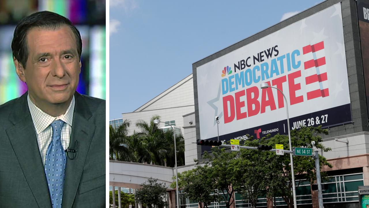 Howard Kurtz: Instant replay -- How the media will pick the debate winners