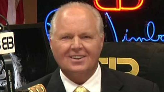 Rush Limbaugh urges President Trump to focus on immigration, rates the Democrats' 2020 field